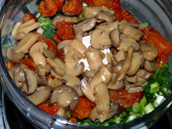 Add mushrooms