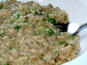 Broccoli Risotto