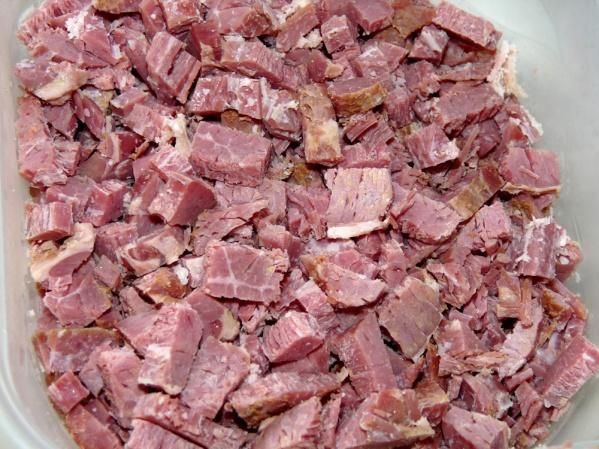 Chopped Corned Beef