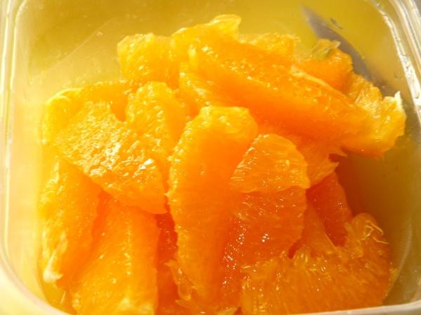 Segment oranges