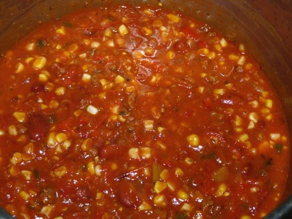 Corn Chili