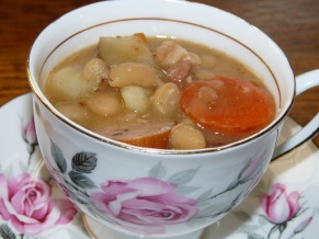 Three White Bean Soup