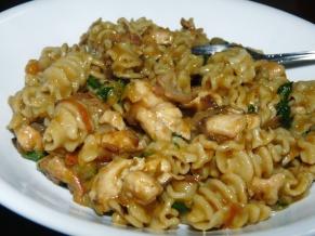 Kabocha Chicken Casserole
