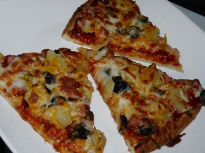 Boboli Thin Crust Pizza