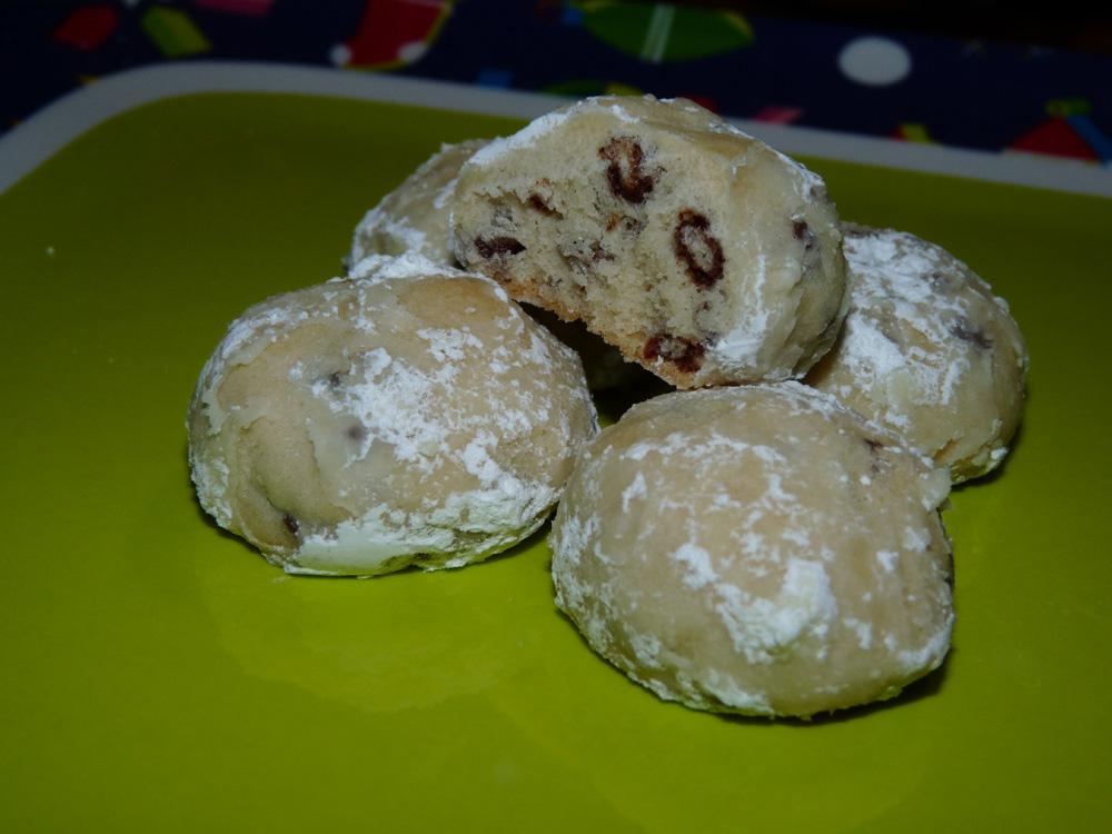 Nestles Crunch Snowballs