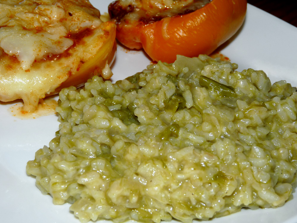 Asparagus Risotto | Lady Melady: My Castle, My Food