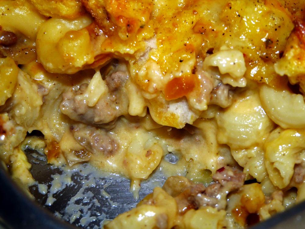 Breakfast Mac n Cheese