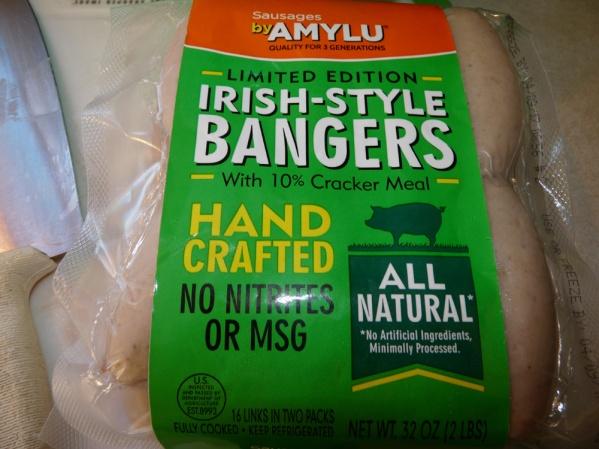 Authentic bangers