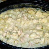 Jesse's Knoephla Soup