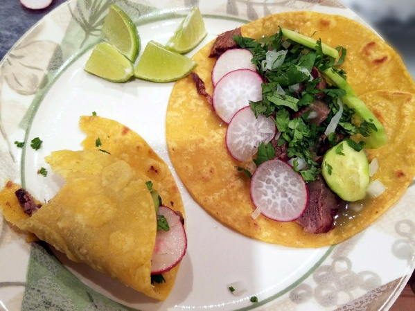 Tongue Tacos by Roger