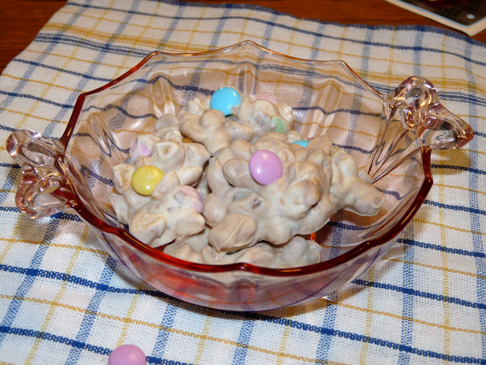 Crockpot Easter Candy