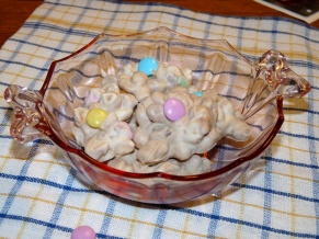 Crockpot Easter Candy