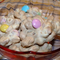 Easter Crockpot Candy