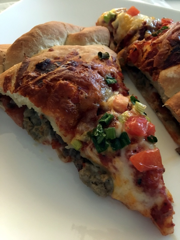 Papa Murphy's Chicago-style Stuffed Pizza