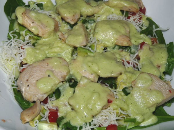 Healthy Cucumber Dressing