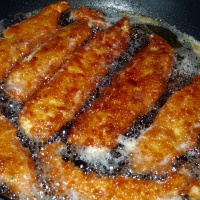 Ritz Crusted Walleye