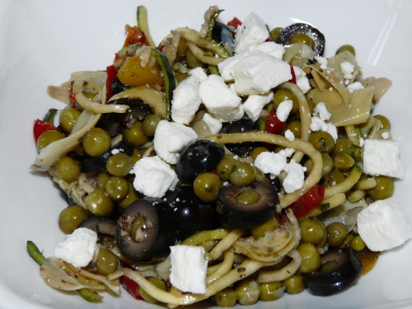 Anti-pasta Antipasto