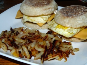Breakfast Sandwiches by my P.S.