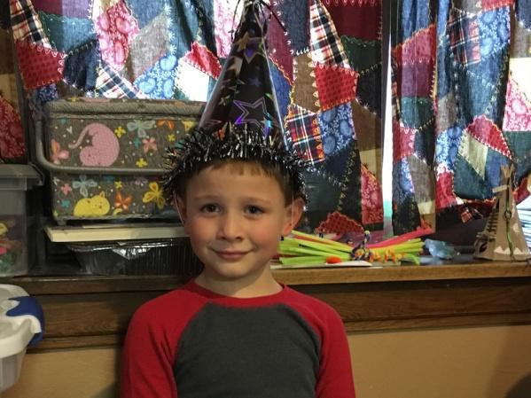 Halloween Birthday Boy Casey