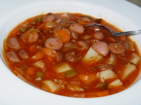 Wiener Water Soup