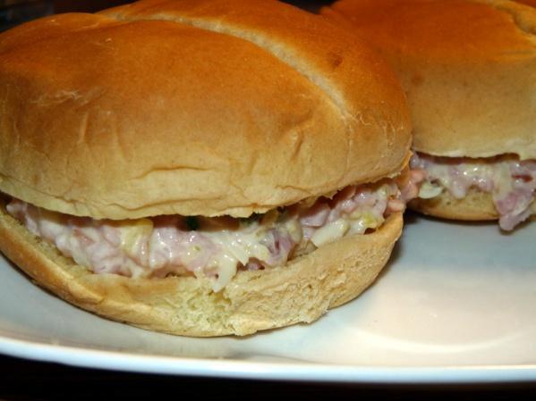 Aloha Ham Spread