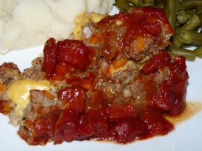 Treasure Meatloaf