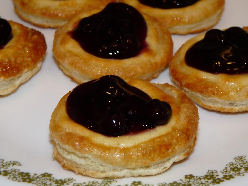 Puff Pastry Danish