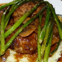 Make Ahead Salisbury Steak