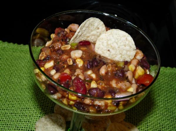 Grilled Corn Cowboy Caviar