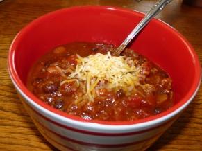 Refried Bean Chili