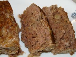 Sideways Meatloaf