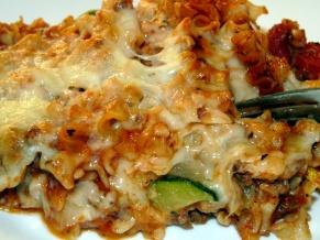 Lasagna Zucchini Casserole