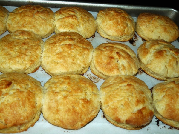 Bake in preheated oven until golden brown, 10-15 minutes.