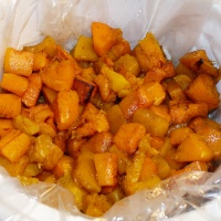 Freezing Butternut Squash | Honey Maple Roasted Squash