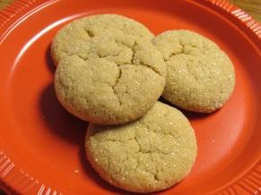 Chewy Brown Sugar Brown Ale Cookies