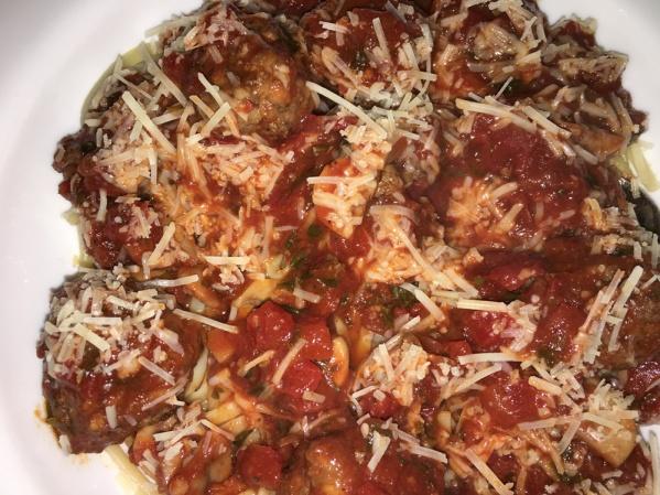P.S. Spaghetti