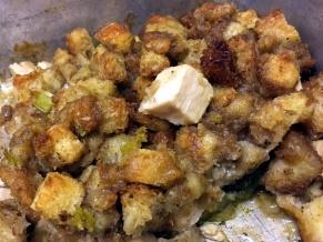 Turkey, Broccoli Stuffing Hotdish