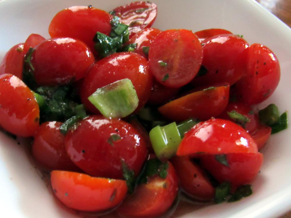 Killer Tomato Salad