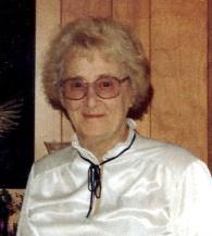Grandma Lil, about 1984